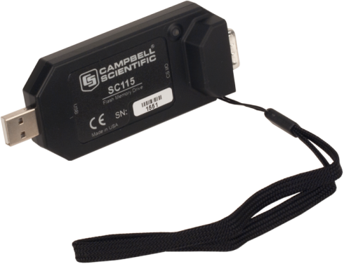 Campbell Scientific SC115 USB Storge Extension & Portable Configurator
