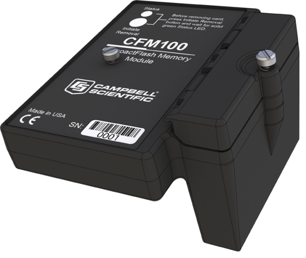 Campbell Scientific CFM100 Compact Flash Module