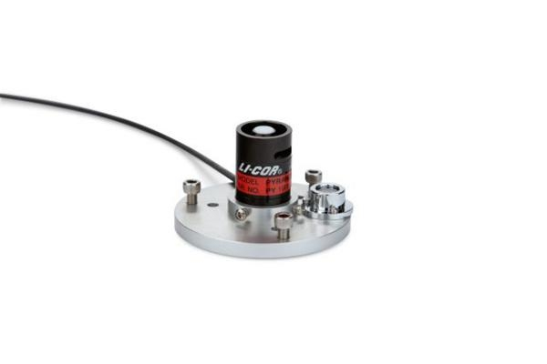Li-Cor LI-200R Photodiode Pyranometer (calibrated)