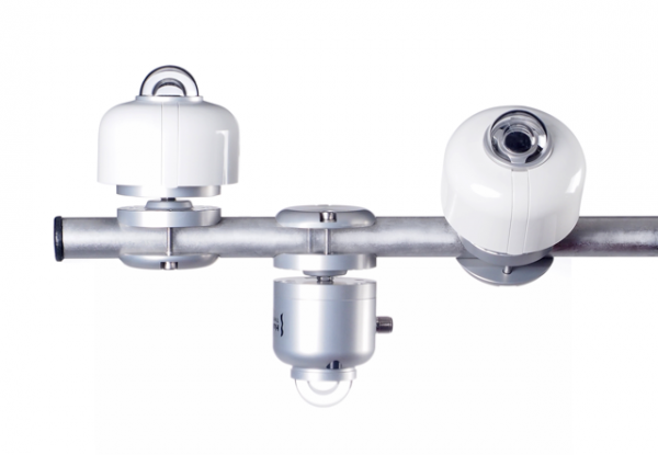 Dual Pyranometer Mounting Fixture TLM01