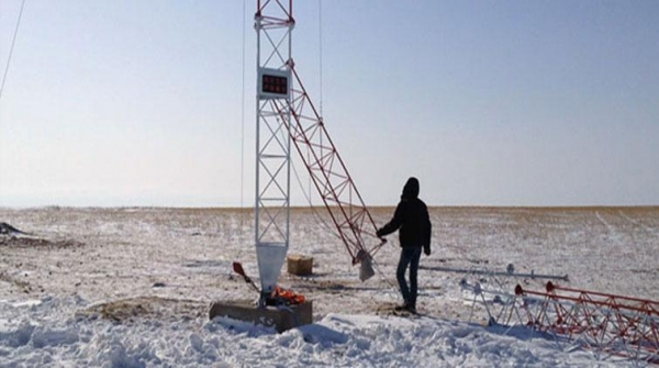 Installation and Evaluation of Wind Measurements